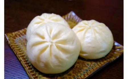 志波まんじゅうの「肉まんじゅう」15個入り(酢醤油付)