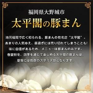 本場中国の味 太平閣の豚まん 18個【1075360】
