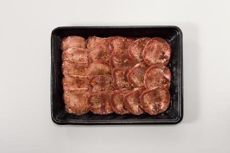 A681.【肉屋厳選】牛タン(塩ダレ漬け)1kg(500g×2P)