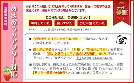 2S1 福岡県産「あまおう」1400g(280g×5P)【数量限定】
