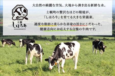 北の大地の物語 しほろ牛切り落とし(400g×2) 【N22】