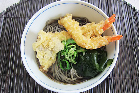 C-141.芳醇な海苔麺2種ともっちアスパラパスタ