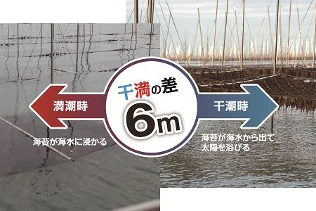A-002.漁協推奨佐賀海苔3本セット