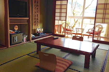 N-021.古湯・熊の川温泉 東京家旅館 宿泊券