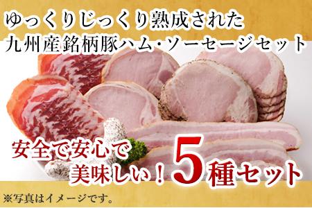 トンネル氷零下熟成ハム・ソーセージセット TPC-2 【ふるなび】