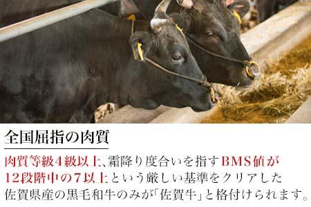 佐賀牛すきしゃぶ赤身肉 500g×2パック(合計1kg)