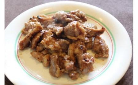a-43 佐賀県産豚のコリコリのど肉3種の味付け焼肉用セット