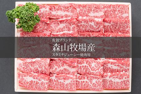 B12-007 森山牧場 焼肉セット(500g) 1万2千円コース