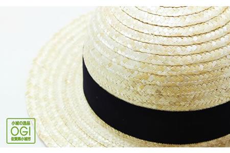 B15-101 職人手作り「麦わら帽子」(2個セット) 1万5千円