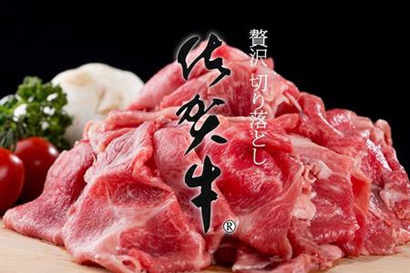 B12-062 佐賀牛切り落とし(700g)つるや食品 1万2千円コース