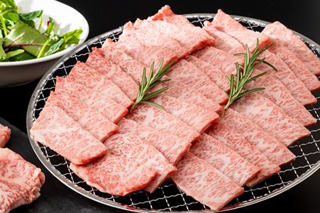 D40-033 三角バラ肉入り!佐賀牛焼肉セット(カルビ・ロース×900g)つるや食品 4万円コース