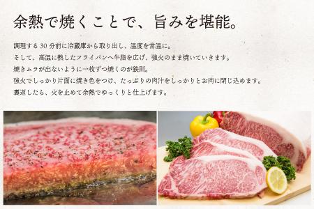 300g×2枚 「佐賀牛」サーロインステーキ【チルドでお届け!】E-145