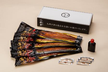 1,000g! うなぎの蒲焼5尾【中国産】(1尾あたり約200g) B-718