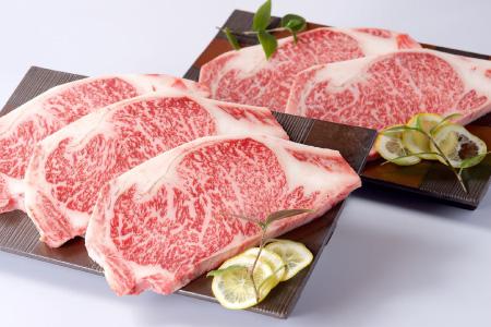 佐賀牛「ロースステーキ」 200g×5 寄付金額:41000円