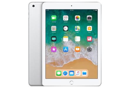 iPad 9.7インチ Wi-Fiモデル 128GB 2018年春モデル 【シルバー】 寄付金額:190000円