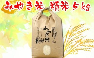 A777 【H28収穫米】みやき町産『さがびより(精米5kg)』7年連続特A受賞