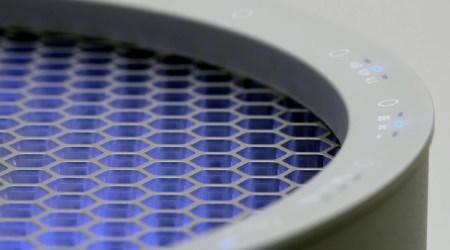 EE010_【2021年5月以降発送】cado カドー空気清浄機 LEAF320i インディゴブラック