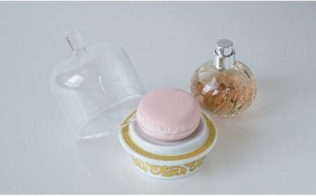 A14-3 有田焼 香るマカロン&おしゃれ箱 東洋セラミックスオリジナル