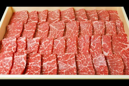 AA080長崎和牛焼肉用 (A4等級以上)