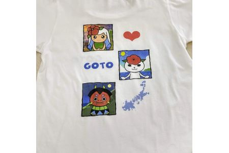 0262 つばきねこ&フレンズTシャツ 【25pt】