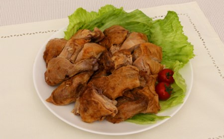 若鶏の丸焼き 1羽 醤油味