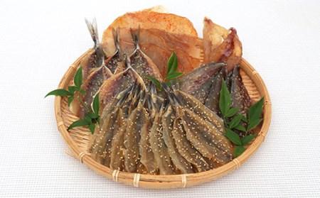 祈りの港﨑津干物セット(あじ、さば、えそなど旬の魚の干物)