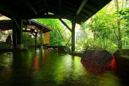 K4-0601 【黒川温泉】旅館わかばペア宿泊券