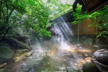 ◆【黒川温泉】お宿 のし湯ペア宿泊券