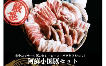 阿蘇小国豚セット