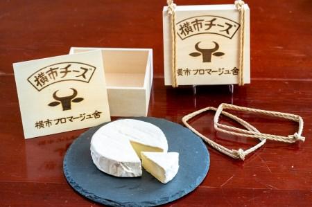 カマンベールタイプ 横市チーズ 170g×2個