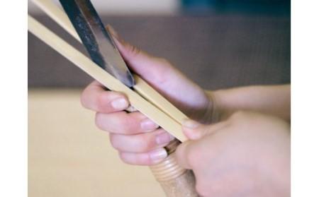 大分県から竹細工のベッドメリー(3個組)