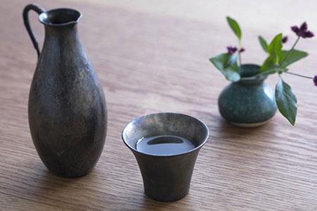 [№5632-0006]千羽鶴「純米酒 生酛(きもと)造り」、「本醸造」 セット