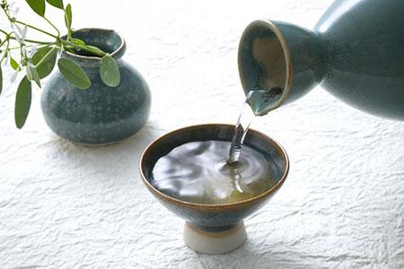[№5632-0007]千羽鶴「純米酒 山廃」、「本醸造」セット