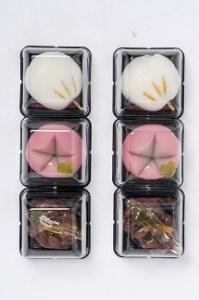 B-19 季節の生菓子(6個入り)