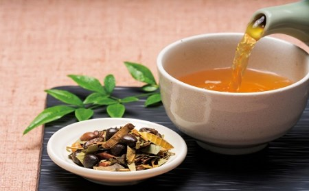 B1-36 明日楽茶と柿の葉詰合せ