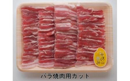 おおいた和牛と米の恵み豚のスタミナ焼肉対決/計1kg