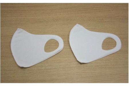 フィット感抜群!水着素材のクロッツマスク2枚 (Sサイズ)