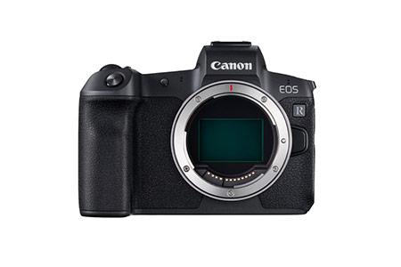 ZCAM27 キヤノンミラーレスカメラ(EOS R・ボディ)
