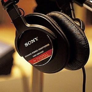 モニターヘッドホン  SONY MDR-CD900ST【1117919】