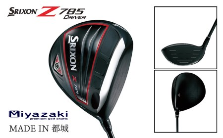 スリクソン Z785 ドライバー ゴルフクラブ