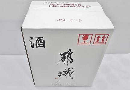 都城焼酎 代表銘柄6本セット_MJ-1912