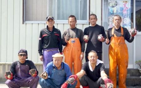 A605 延岡産天然岩牡蠣(冷凍剥き身生食用)(2019年4月から発送開始)