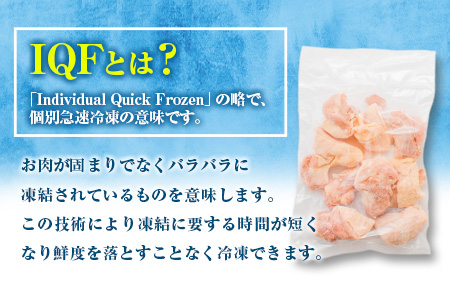 B135-20 肉≪小分けで便利≫若鶏モモ肉(計2.5kg)250g×10袋【宮崎県産】