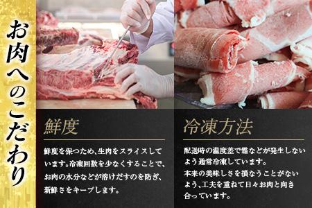 A57-20 肉≪大人気の生冷凍!!≫『厳選』豚切落し(計2.4kg)日南市産