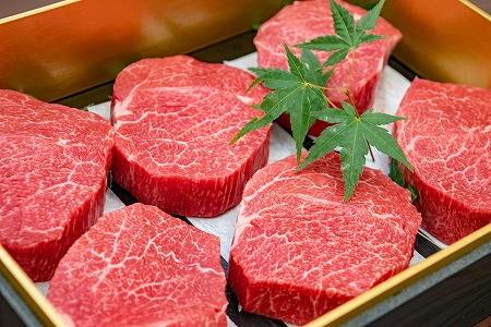 K20_0003 <宮崎県黒毛和牛 赤身モモステーキ660g(110g×6枚)>