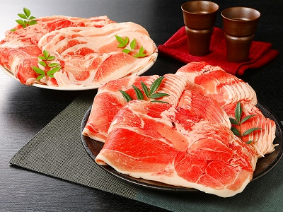 e245_sn <宮崎県産豚切落し3kg(500g×6パック)>2019年12月末迄に順次出荷