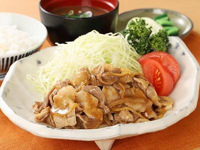 K19_0003 <宮崎プレミアム和豚味彩炒め物セット 1.4kg>