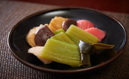 ラワンぶき水煮セット 北海道十勝足寄町