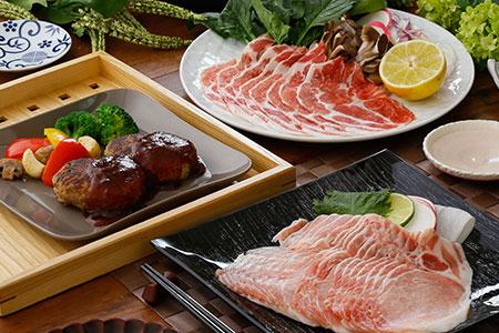 EE-0008 定期便(6ケ月)鹿児島産黒豚&新鮮なマグロ・カツオ