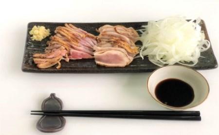 鹿児島の郷土料理 鶏のたたき180gパック×6セット(てぞの精肉店)A-268